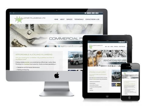 web design auckland