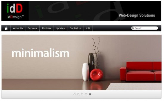 Ellerslie Web design