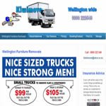 Movers web Design