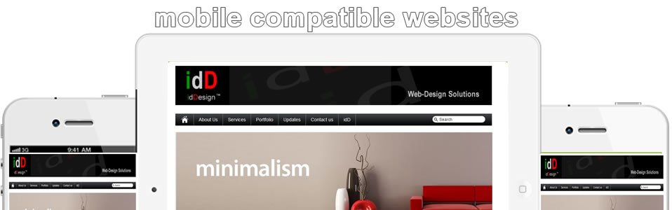 New Market Web Design