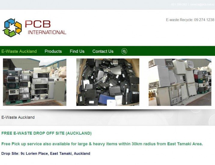 New Website - PCB International