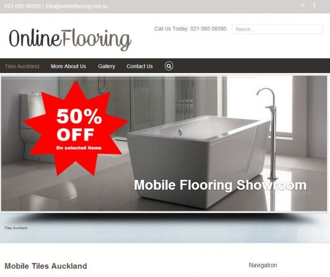 Online Flooring And Mobile Tiles Are Your Local Professional Tile Carpet Showroom Servicing Auckland Wide They Bring You A Range Of Quality