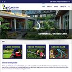 Lawnmowing Website Design