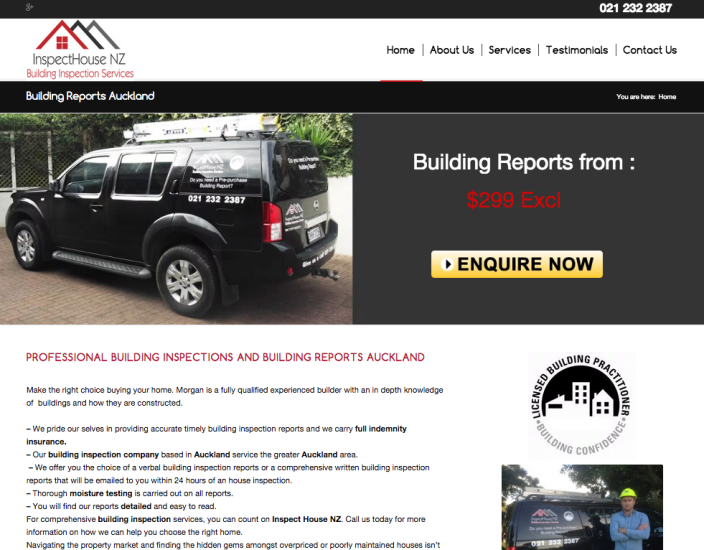 Building Reports Auckland