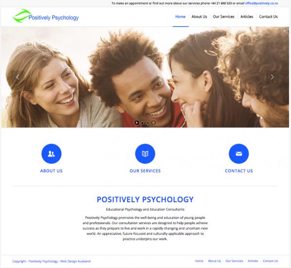 Positively Psychology