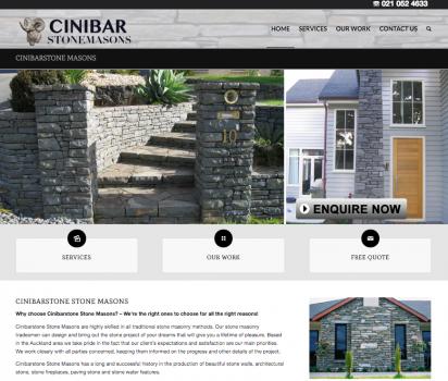 Cinibar Stonemasons