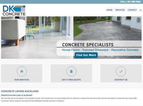 Concrete Layer Auckland